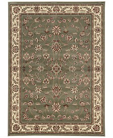 CLOSEOUT!  Pesaro Isfahan Sage Area Rug Collection