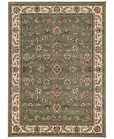 CLOSEOUT! KM Home  Pesaro Isfahan Sage Area Rug Collection
