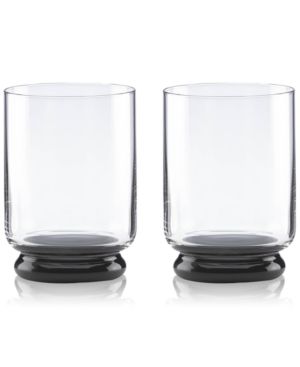 Closeout! kate spade new york Charles Lane Double Old Fashioned Glasses, Set of 2