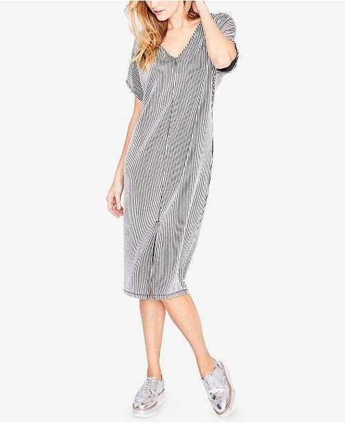 Rachel Roy Discount Gowns: RACHEL Rachel Roy Striped Caftan Dress, Created For Macy's