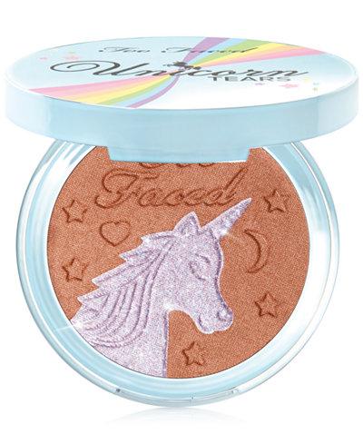Too Faced Unicorn Tears Iridescent Mystical Bronzer