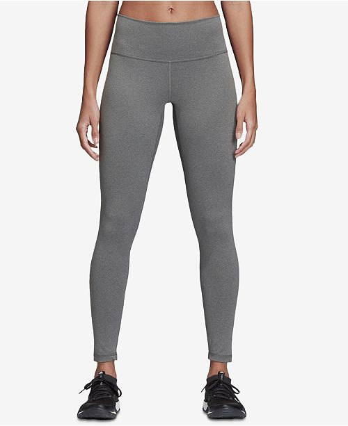 Ankle Dark This adidas Grey Leggings Believe Heather RwEaaqzW
