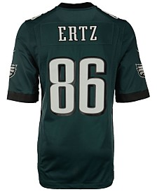 Nike Men's Zach Ertz Philadelphia Eagles Game Jersey