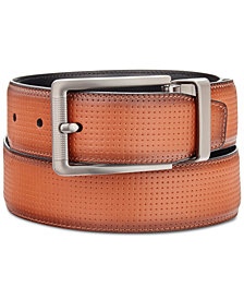 Alfani Men's Reversible Dress Belt, Created for Macy's