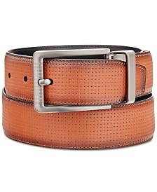 Alfani Men's Reversible Dress Belt, Created for Macy's