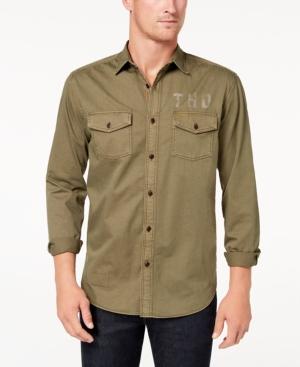 Tommy Hilfiger Men's Hamish Utility Shirt