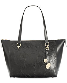 DKNY Sara Zip Tote, Created for Macy's