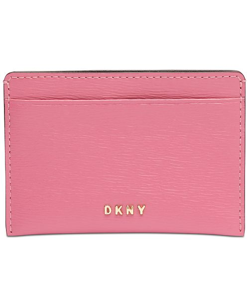 37b8a23a1ffd DKNY Bryant Card Holder, Created for Macy's & Reviews - Handbags ...