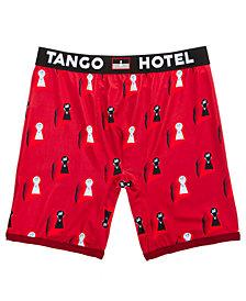 TANGO HOTEL Men's Printed Boxer Briefs