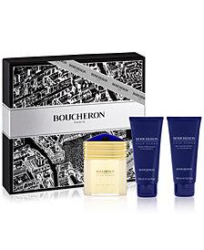 Boucheron Men's 3-Pc. Boucheron Pour Homme Gift Set