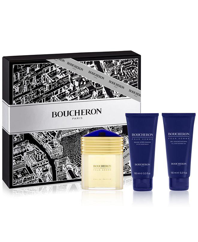 Boucheron Pour Homme 3-Pc. Gift Set, A $160.00 Value!