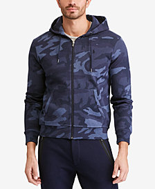 Polo Ralph Lauren Men's Big & Tall Double-Knit Camouflage Hoodie