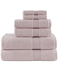 Madison Park Organic Cotton 6-Pc. Towel Set