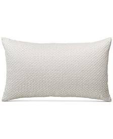 """CLOSEOUT! Plume 14"""" x 24"""" Decorative Pillow, Created for Macy's"""