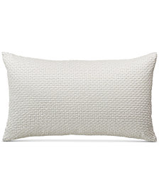 "Hotel Collection Plume 14"" x 24"" Decorative Pillow, Created for Macy's"