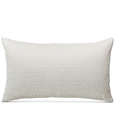 """Hotel Collection Plume 14"""" x 24"""" Decorative Pillow, Created for Macy's"""