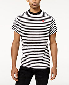 G-Star RAW Men's RC Collyde Stripe T-Shirt