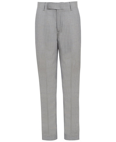 Calvin Klein Stretch Textured Pants, Big Boys