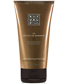 RITUALS The Ritual Of Hammam Ultra Hydrating Black Soap, 5-oz.