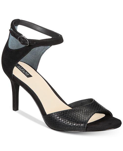 c99a966ef ... Alfani Women s Galeah Peep Toe Sandals