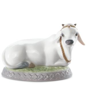 Lladro Collectible Figurine, Sacred Cow