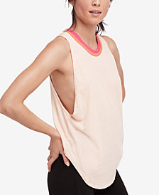 Free People FP Movement Painted Desert Vented Top