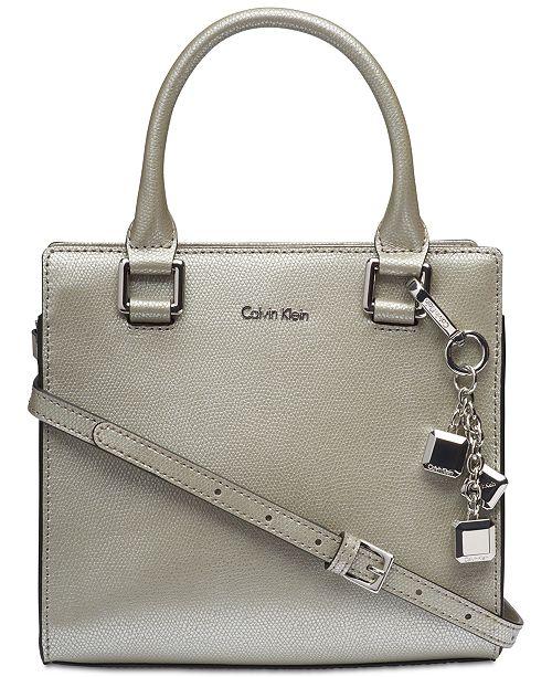 41b18e998f6 Calvin Klein Logan Crossbody & Reviews - Handbags & Accessories ...
