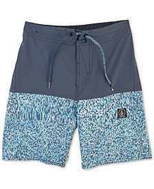 Volcom Vibes Swim Trunks, Little Boys