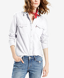 Levi's® Tailored Western Shirt