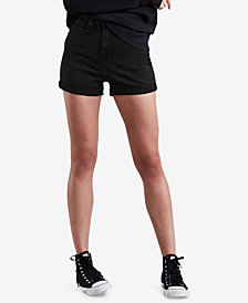 Levi's® Mile High Cutoff Denim Shorts