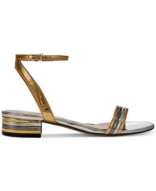 d7dad00f41e8 ALDO Izzie Metallic Sandals   Reviews - Sandals   Flip Flops - Shoes ...