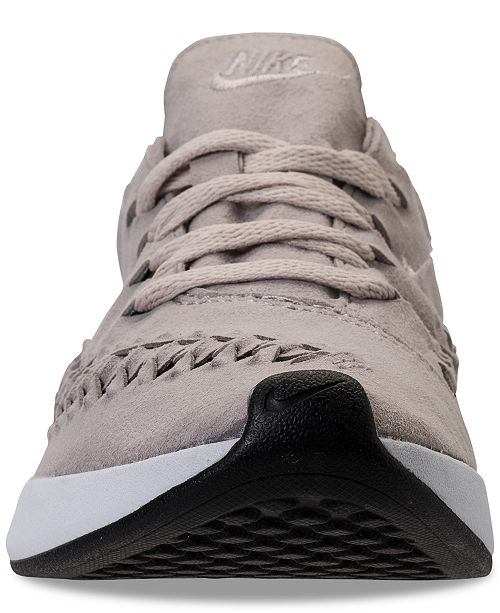 6040e957152 Nike Women s Dualtone Racer Woven Casual Sneakers from Finish Line ...