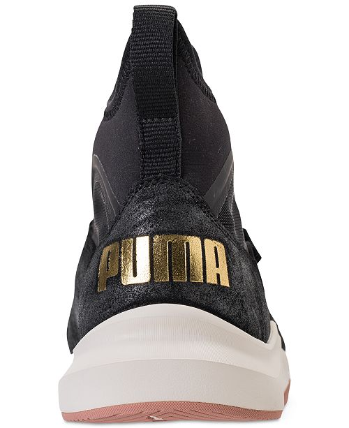 f15cba201a6 Puma Women s Phenom Shimmer Casual Sneakers from Finish Line ...