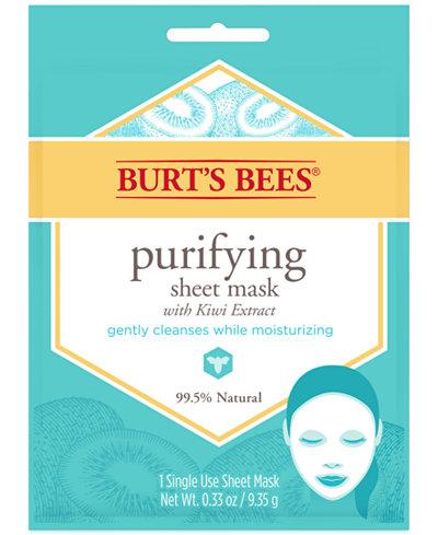 Burt's Bees Purifying Sheet Mask