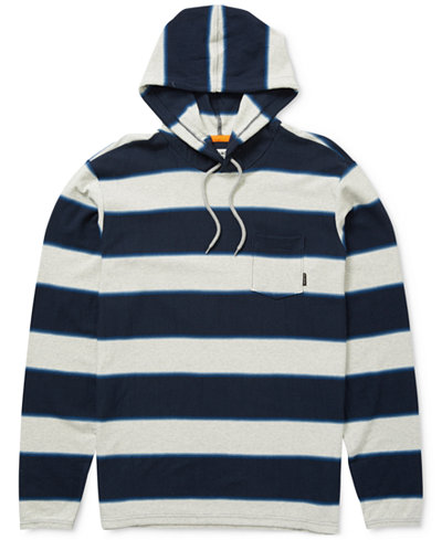 Billabong Men's Flecker Striped Hoodie