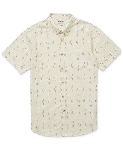 Billabong Men's Sunday Jacquard Shirt