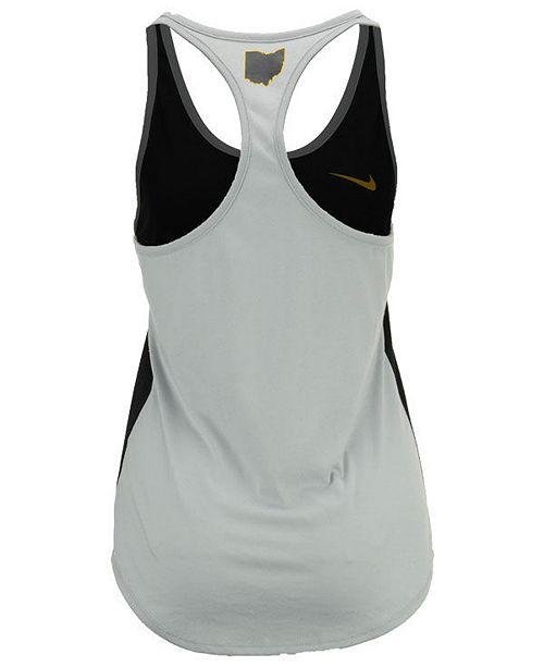 Nike Women s Cleveland Cavaliers City Edition Tank - Sports Fan Shop ... f4014cd3f
