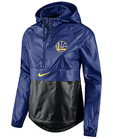 Nike Women's Golden State Warriors Packable Jacket