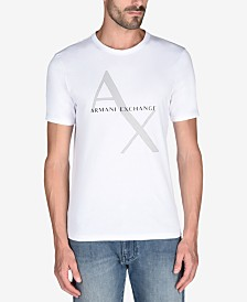 A|X Armani Exchange Men's Graphic Print T-Shirt