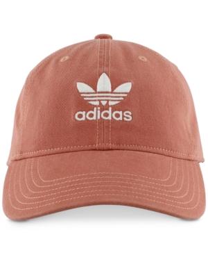ADIDAS ORIGINALS ADIDAS WOMEN'S ORIGINALS COTTON RELAXED CAP