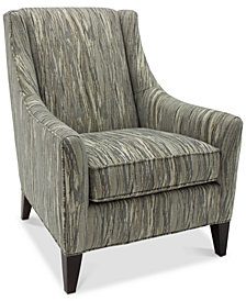 Merloni Fabric Club Chair
