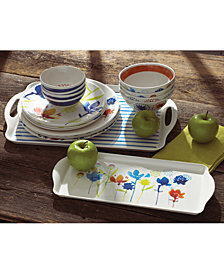 Dansk Nilsen Melamine Dinnerware Collection
