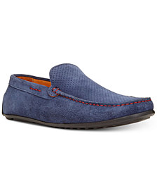 Donald Pliner Men's Iggy Suede Drivers