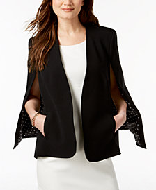 Nine West Cape Blazer