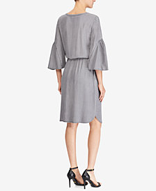 Lauren Ralph Lauren Petite Lightweight Twill Dress