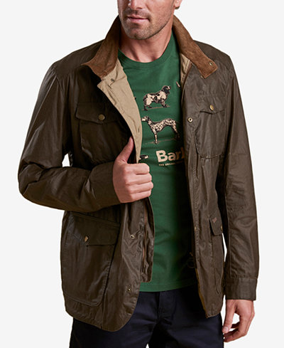 Barbour Men's Lightweight Ogston Jacket