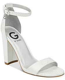 G by GUESS Shantel Two-Piece Sandals