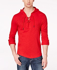 INC Men's Hooded T-Shirt, Created for Macy's