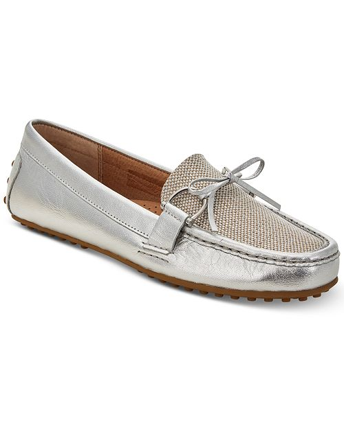 d03db995486 Lauren Ralph Lauren Briley Moccasin Flats   Reviews - Flats - Shoes ...