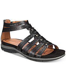 Baretraps Kaiser Flat Gladiator Sandals